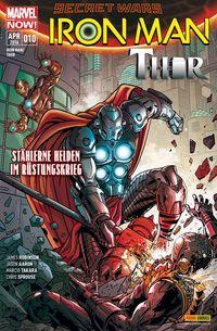Iron Man/Thor 10 - Klickt hier für die große Abbildung zur Rezension