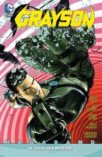 Grayson Megaband 1: In geheimer Mission - Klickt hier für die große Abbildung zur Rezension