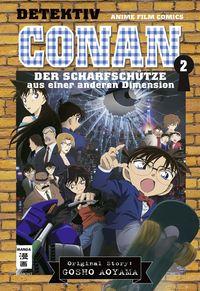 Detektiv Conan: Der Scharfschütze aus einer anderen Dimension 2 - Klickt hier für die große Abbildung zur Rezension