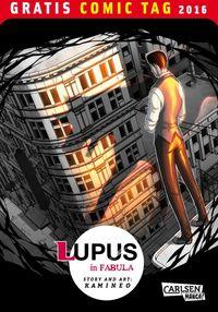 Lupus in Fabula – Gratis Comic Tag 2016 - Klickt hier für die große Abbildung zur Rezension