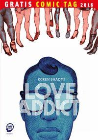 Love Addict – Gratis Comic Tag 2016 - Klickt hier für die große Abbildung zur Rezension