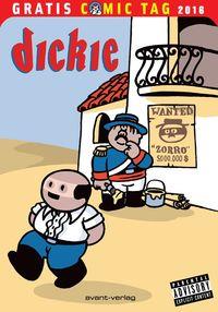 Dickie – Gratis Comic Tag 2016 - Klickt hier für die große Abbildung zur Rezension