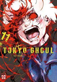 Tokyo Ghoul 11 - Klickt hier für die große Abbildung zur Rezension