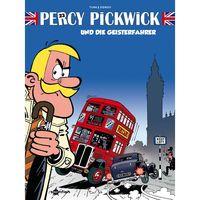 Percy Pickwick 23: Percy Pickwick und die Geisterfahrer - Klickt hier für die große Abbildung zur Rezension