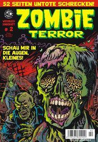 Weissblech Sonderheft: Zombie-Terror 2 - Klickt hier für die große Abbildung zur Rezension
