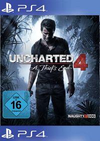 Uncharted 4 - Klickt hier für die große Abbildung zur Rezension