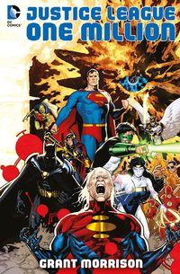 Justice League: One Million Band 2 - Klickt hier für die große Abbildung zur Rezension