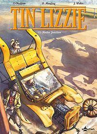Tin Lizzie Band 2: Rodeo Junction  - Klickt hier für die große Abbildung zur Rezension