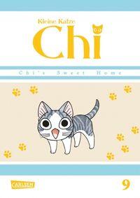 Kleine Katze Chi 9 - Klickt hier für die große Abbildung zur Rezension