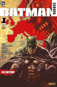 Batman Europa 1 - Klickt hier für die große Abbildung zur Rezension
