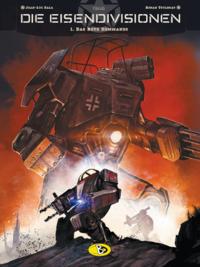 Die Eisendivisionen 1: Das rote Kommando - Klickt hier für die große Abbildung zur Rezension