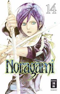 Noragami 14 - Klickt hier für die große Abbildung zur Rezension
