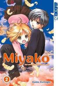 Miyako – Auf den Schwingen der Zeit 2 - Klickt hier für die große Abbildung zur Rezension
