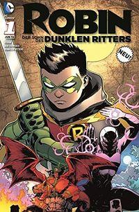 Robin – Der Sohn des dunklen Ritters 1: Das Jahr des Blutes - Klickt hier für die große Abbildung zur Rezension