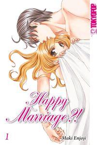 Happy Marriage ?! Sammelband 1 - Klickt hier für die große Abbildung zur Rezension
