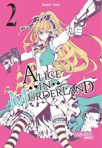 Alice in Murderland 2 - Klickt hier für die große Abbildung zur Rezension
