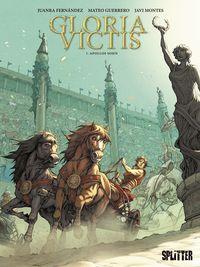Gloria Victis 1: Apollos Sohn - Klickt hier für die große Abbildung zur Rezension