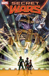 Splashcomics: Secret Wars Megaband 2