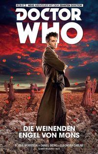 Doctor Who: Der zehnte Doctor 2: Die weinenden Engel von Mons - Klickt hier für die große Abbildung zur Rezension