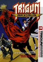 Trigun Maximum 3 - Klickt hier für die große Abbildung zur Rezension