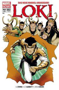 Loki 2: Der Preis der Lüge - Klickt hier für die große Abbildung zur Rezension