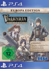 Valyria Chronicles - Remastered Europa Edition - Klickt hier für die große Abbildung zur Rezension