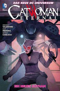 Catwoman 8: Ein neues Gotham - Klickt hier für die große Abbildung zur Rezension
