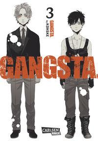Gangsta. 3 - Klickt hier für die große Abbildung zur Rezension