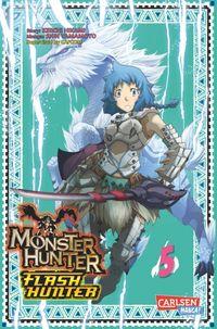 Monster Hunter Flash Hunter 5 - Klickt hier für die große Abbildung zur Rezension