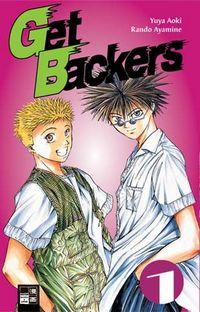 Get Backers 1 - Klickt hier für die große Abbildung zur Rezension