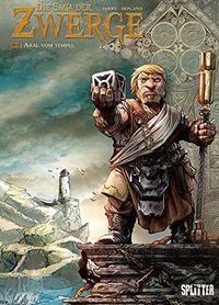 Die Saga der Zwerge 3: Aral vom Tempel - Klickt hier für die große Abbildung zur Rezension