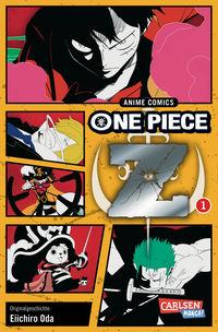 One Piece Z 1 - Klickt hier für die große Abbildung zur Rezension