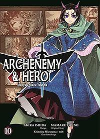 Archenemy & Hero 10 - Klickt hier für die große Abbildung zur Rezension