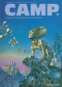 Camp 2 - Klickt hier für die große Abbildung zur Rezension