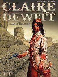 Claire Dewitt 1 – Bis das der Tod uns scheidet - Klickt hier für die große Abbildung zur Rezension