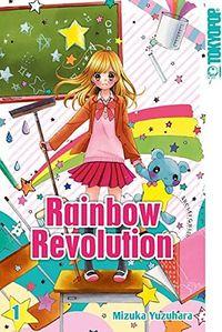 Rainbow Revolution 1 - Klickt hier für die große Abbildung zur Rezension