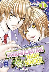 Splashcomics: Paranormal High School 1