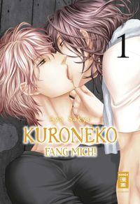 Kuroneko - Fang mich! 1 - Klickt hier für die große Abbildung zur Rezension