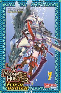 Monster Hunter Flash Hunter 7 - Klickt hier für die große Abbildung zur Rezension