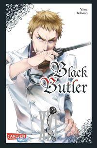 Black Butler 21 - Klickt hier für die große Abbildung zur Rezension