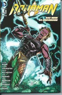 Aquaman 8: Verbannt aus Atlantis - Klickt hier für die große Abbildung zur Rezension