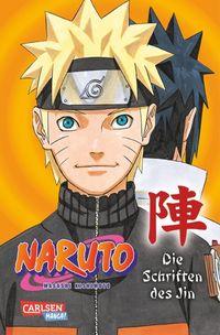 Naruto – Die Schriften des Jin - Klickt hier für die große Abbildung zur Rezension