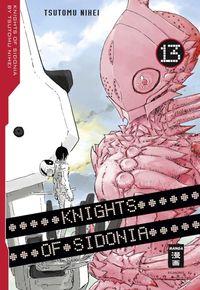 Knights of Sidonia 13 - Klickt hier für die große Abbildung zur Rezension