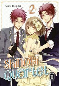 Shinobi Quartet 2 - Klickt hier für die große Abbildung zur Rezension