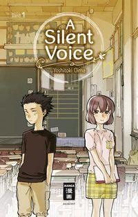 A Silent Voice 1 - Klickt hier für die große Abbildung zur Rezension