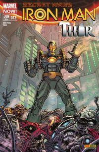 Iron Man/Thor 12 - Klickt hier für die große Abbildung zur Rezension