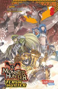 Monster Hunter Flash Hunter 8 - Klickt hier für die große Abbildung zur Rezension