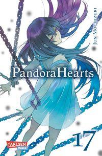 Pandora Hearts 17 - Klickt hier für die große Abbildung zur Rezension