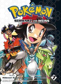 Pokémon SCHWARZ und WEISS 7 - Klickt hier für die große Abbildung zur Rezension
