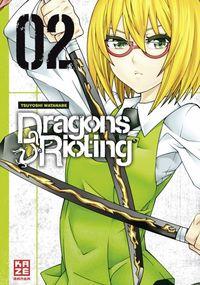 Dragons Rioting 2 - Klickt hier für die große Abbildung zur Rezension
